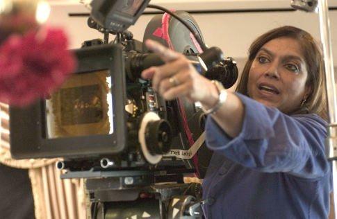 Film director Mira Nair