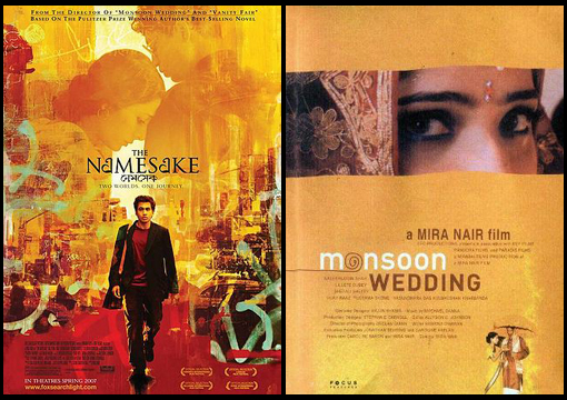 The Namesake & Monsoon Wedding