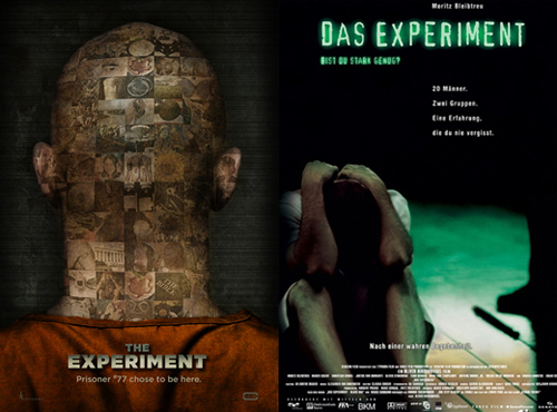"""The Experiment"" vs. ""Das Experiment"""