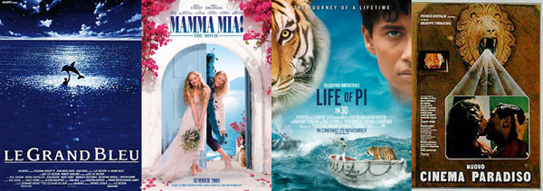 4 Movies for Summer